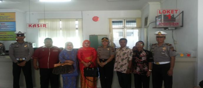 Kunjungan Anggota Komisi I DPRD Prov. Sumbar